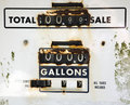 Old Rusty Gas Meter Stock Photo - 5537770