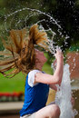 Beat The Heat Stock Image - 5537841