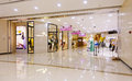 Shopping Mall Center Stock Images - 55324714