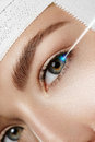 Laser Vision Correction Royalty Free Stock Photography - 55342747