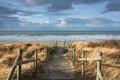 View Of The North Sea Royalty Free Stock Photography - 55345187