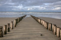 View Of The North Sea Royalty Free Stock Image - 55346036