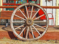 Wagon Wheel Stock Images - 55351474