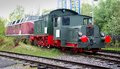 Locomotives In Speyer Technical Museum Royalty Free Stock Photography - 55361617