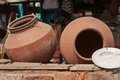 Clay Pots Royalty Free Stock Images - 55385639