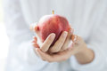 Healthy Red Apple Stock Photos - 55415443