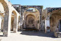 Ischia Cathedral Ruins Royalty Free Stock Photography - 55422347