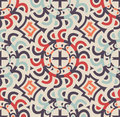 Modern Seamless Tile Floor Pattern Royalty Free Stock Photos - 55428568