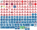 Road Signs Stock Photos - 55473753