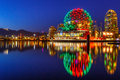 Science World In Vancouver, Canada Royalty Free Stock Photos - 55486758