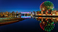 Science World In Vancouver, Canada Stock Image - 55486761