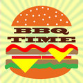 BBQ Time. Stock Images - 55541734