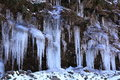 Icicle Stock Photography - 55544772
