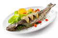 Fried Fish Fillet Royalty Free Stock Images - 55599439