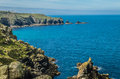 Lands End Royalty Free Stock Image - 55602846