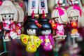 Japan Souvenir Keychain Stock Photography - 55614682