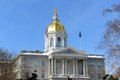 New Hampshire State House, Concord, NH, USA Stock Photography - 55664052