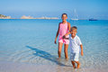 Kids On The Beach Royalty Free Stock Images - 55667689