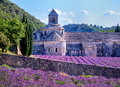 Lavender Fields, Provence, France Stock Image - 55690541