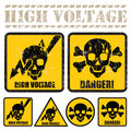 High Voltage Stock Photography - 55698922