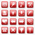 Web Icons. Part Two Stock Images - 5577204