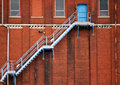 Fire Escape Stock Image - 5578651