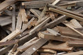 Pile Of Scrap Lumber Royalty Free Stock Photography - 55700947