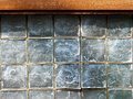 Capiz Mother Of Pearl Window Surface Detail Stock Image - 55715631