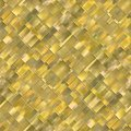 Seamless Diagonal Mosaic Background In Yellow Spectrum Royalty Free Stock Image - 55722956