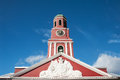 Barbados Clock Tower Stock Image - 55744721