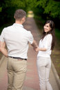 Come With Me Stock Images - 55778494