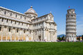 Leaning Tower Of Pisa, Italy Royalty Free Stock Photo - 55791675