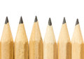 Pencils With Different Color Over White Background. Stock Photos - 55791683