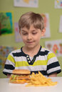 Fastfood For Lunch Stock Images - 55833834