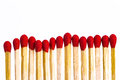 Match Stick Royalty Free Stock Photography - 55855517