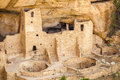 Cliff Dwellings In Mesa Verde National Parks, CO, USA Royalty Free Stock Image - 55857746