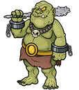 Ogre Royalty Free Stock Images - 55876129