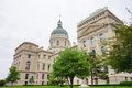 Indiana Capitol Building Royalty Free Stock Image - 55925586