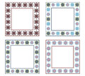 Decorative Frames Pack Royalty Free Stock Image - 55946216