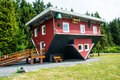Crazy House On Edersee, Germany Royalty Free Stock Images - 55961549