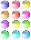 Glass Buttons Stock Images - 560464