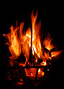 Fire Torch Royalty Free Stock Photography - 562187