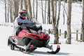 Snowmobile Royalty Free Stock Image - 565586