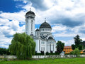Orthodox Cathedral In Romania Royalty Free Stock Photo - 5600135