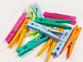 Clothes Pegs Royalty Free Stock Photography - 5600997