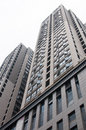 Chinese Residential Building Royalty Free Stock Images - 56014769