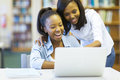 African American College Girls Royalty Free Stock Image - 56054666