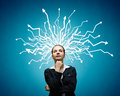 Let Me Think Over Royalty Free Stock Image - 56064456