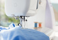 Detail Of Sewing Machine Stock Images - 56076254