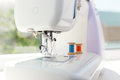 Detail Of Sewing Machine Stock Photos - 56076263